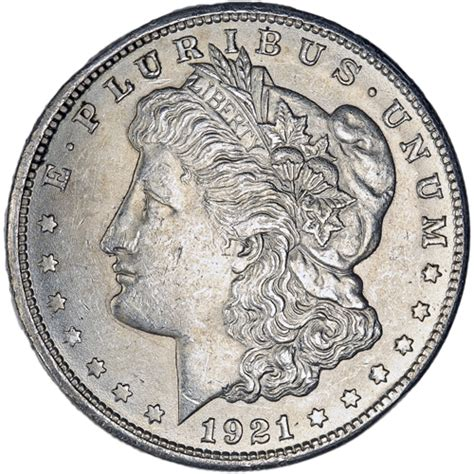 value of silver dollars 1921 buy 1921 silver dollars in au condition 90