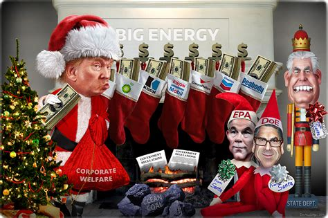 trumps cabinet   gift  big oil whowhatwhy