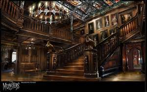 spooky mansion interior the munsters mansion foyer mansion house interior mansion house london visited