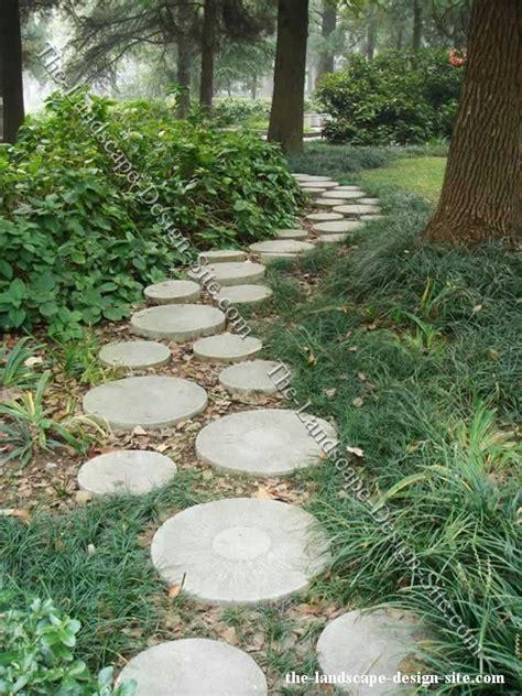Backyard Walkway by Walkways Pavers Landscape Ideas