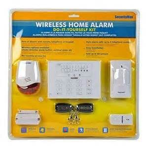 do it yourself home security wireless home alarm do it yourself kit
