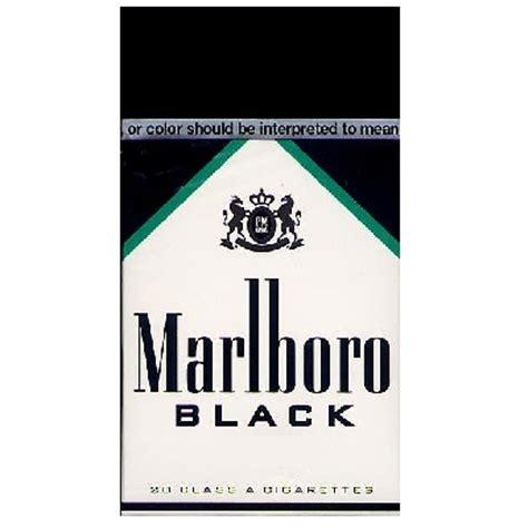 Carton Of Marlboro Lights by Pack Marlboro Black Menthol Box Burn Amp Brew