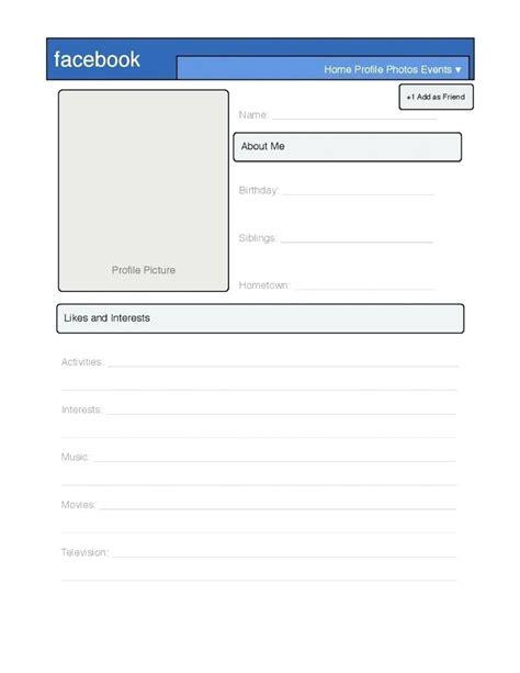 comfortable facebook templates download gallery resume