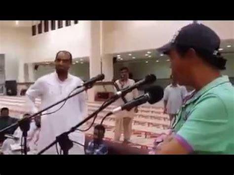bacaan al quran misyari rasyid merdu bikin nangis adzan mekkah smpn 4 petir doovi