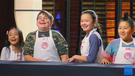 2016 junior masterchef masterchef junior cast contestants season 4 winners