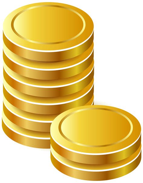 gold wallpaper png gold coin clipart transparent background www imgkid com