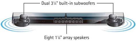 amazoncom yamaha ysp bl soundbar speaker system