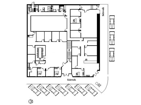 floor plan for commercial building www realty floorplans com