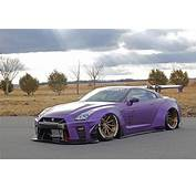 Aimgain GT Wide Body Kit For The Nissan R35 R