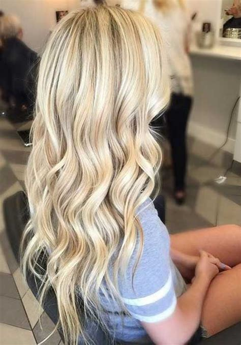 beautiful haircuts and color 30 new beautiful blonde hair color long hairstyles 2016