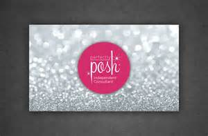 perfectly posh business cards printed perfectly posh business card color by