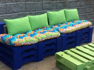 how to make seat cushions for patio furniture best diy patio furniture ideas