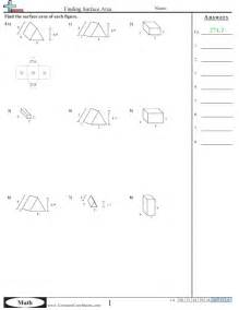 6th grade math finding area worksheets circumference and