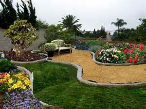 Backyard Landscape Ideas by Gardening Amp Landscaping Backyard Designs On A Budget