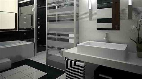 black and white bathroom design 20 eye catching and luxurious black and white bathrooms
