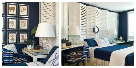 navy and white bedrooms color roundup using navy blue in interior design the