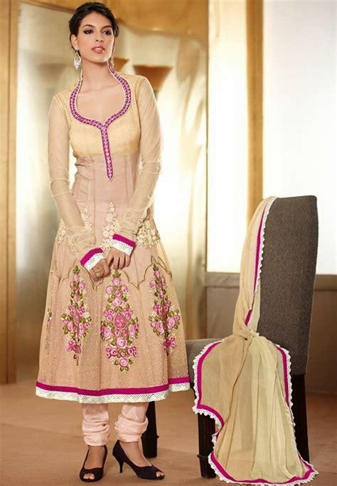 anarkali dress design pattern latest necklines for salwar kameez neck design patterns