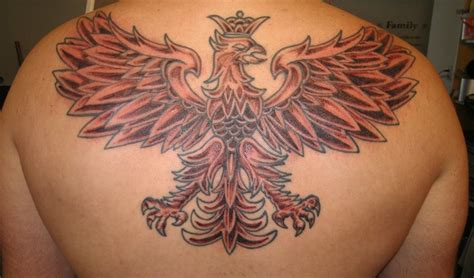polish eagle tattoo dope tattoos