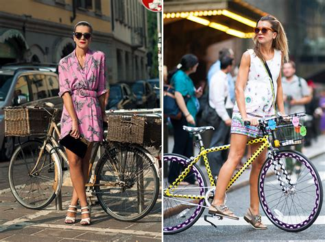 Cycling Chic Style by Cycle Chic Chic Obsession