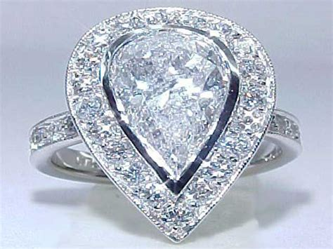 Wedding Rings Big fashionjewellery big wedding rings