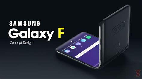 samsung galaxy f 2019 smartphone look concept design photos
