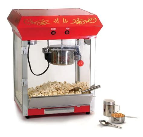 how to choose the right popcorn machine for your home