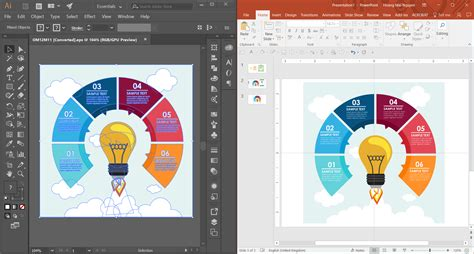 how to use graphic how to use vector graphics in powerpoint havain