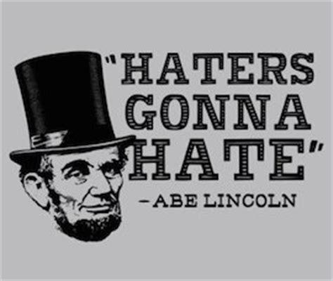 haters     easier    succeed