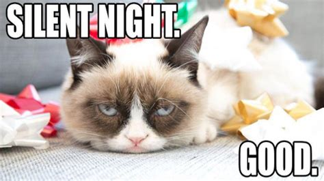 Grumpy Cat Christmas Meme - meme monday our 5 favorite christmas memes