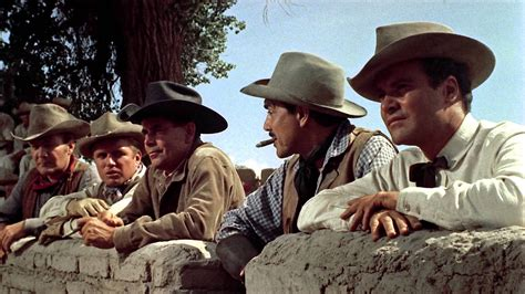 Cowboy Film Lemmon | movie mine cowboy 1958