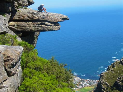 hike table mountain footsteps to freedom south africa