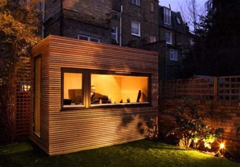 backyard office plans the best prefabricated outdoor home offices designs
