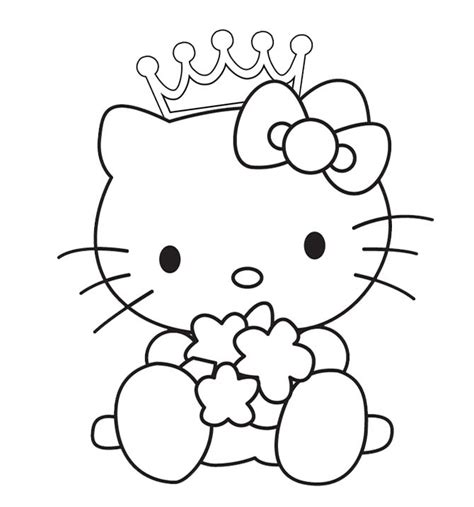 hello kitty fairy coloring page hello kitty princess coloring pages how to draw mermaid