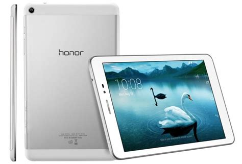 Tablet Huawei Honor T1 huawei launches metal clad honor tablet t1 and honor 6 smartphone
