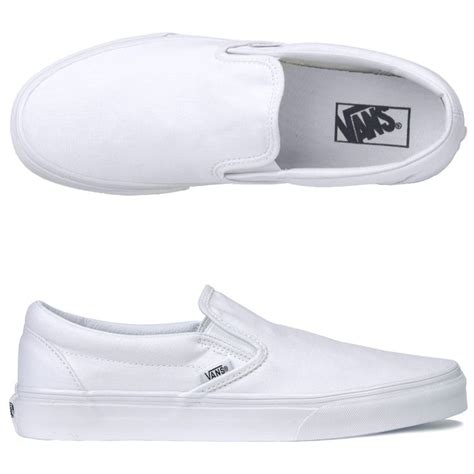 classic vans classics and white vans on