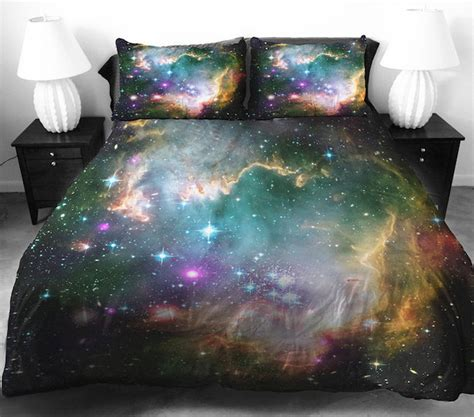 galaxy print bedding 9 galaxy bedding sets to let you sleep amongst the stars