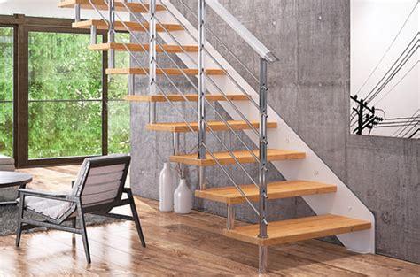 scale da interno in legno scale per interni in legno e ferro scale rintal