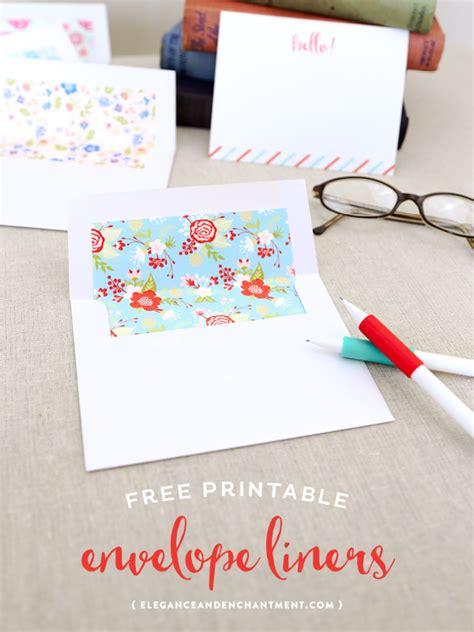 printable envelope liners printable envelope liners