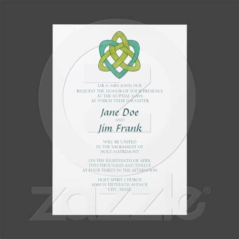 Celtic Wedding Invitations by 64 Best Celtic Wedding Images On Celtic