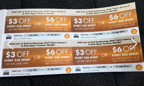 Shell Gift Card Voucher - anyone know where to get booklets of shell discount voucher www hardwarezone com sg