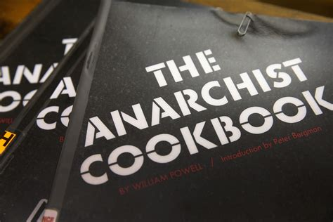 the anarchist cookbook books controversy surrounds the anarchist cookbook zimbio
