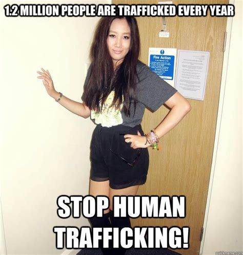 1 2 million people are trafficked every year stop human
