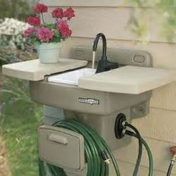 Patio Sinks by Water Station Plus Outdoor Sink Thisnext