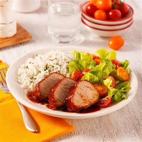 porc cuisine filet de porc sucr 233 224 la mijoteuse recettes cuisine et