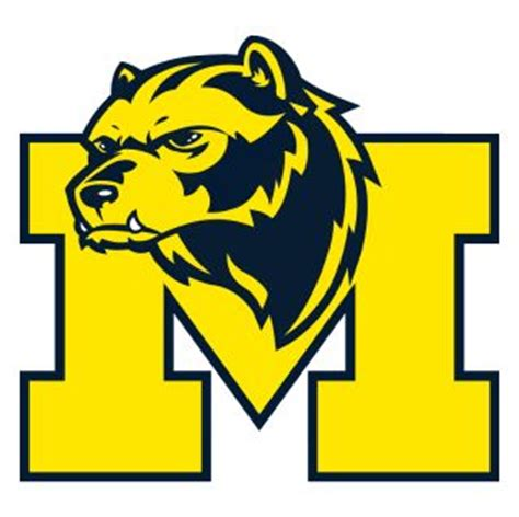U Of M Search 16 Best Images About Wolverines On Wood Homes Sports Logos And Logos