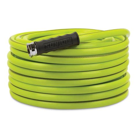 Garden Hose Resistant Sun Joe Aqua Joe 1 2 In Dia X 75 Ft Heavy Duty