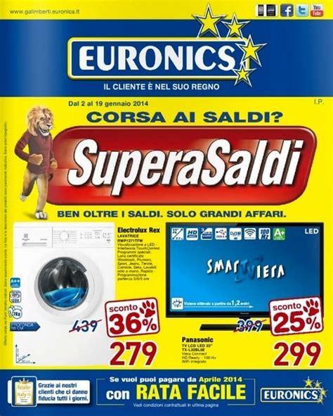 volantono euronics volantino euronics supera saldi con tantissimi prodotti in