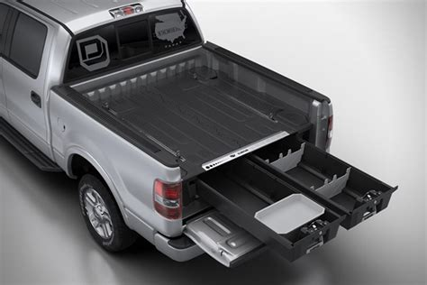 Truck Bed Organizers by Decked Truck Bed Organizer Hiconsumption