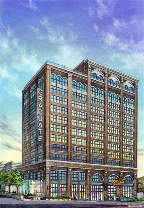 Mba Nashville Graduation by April Start Set For Graduate Hotel In Midtown Nashville Post