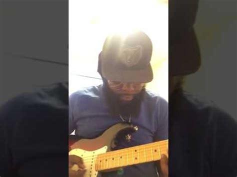 Tony Toni Toné Pillow by Tony Toni Tone Lay Your On Pillow Guitar Cover By Lachaz